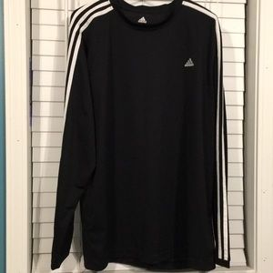 Adidas Men's Long Sleeve Thermo System Sz XL